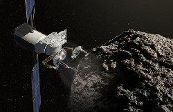 NASA отправляет миссию к угрожающему Земле астероиду