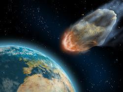 Гигантский метеорит через пять лет уничтожит Землю